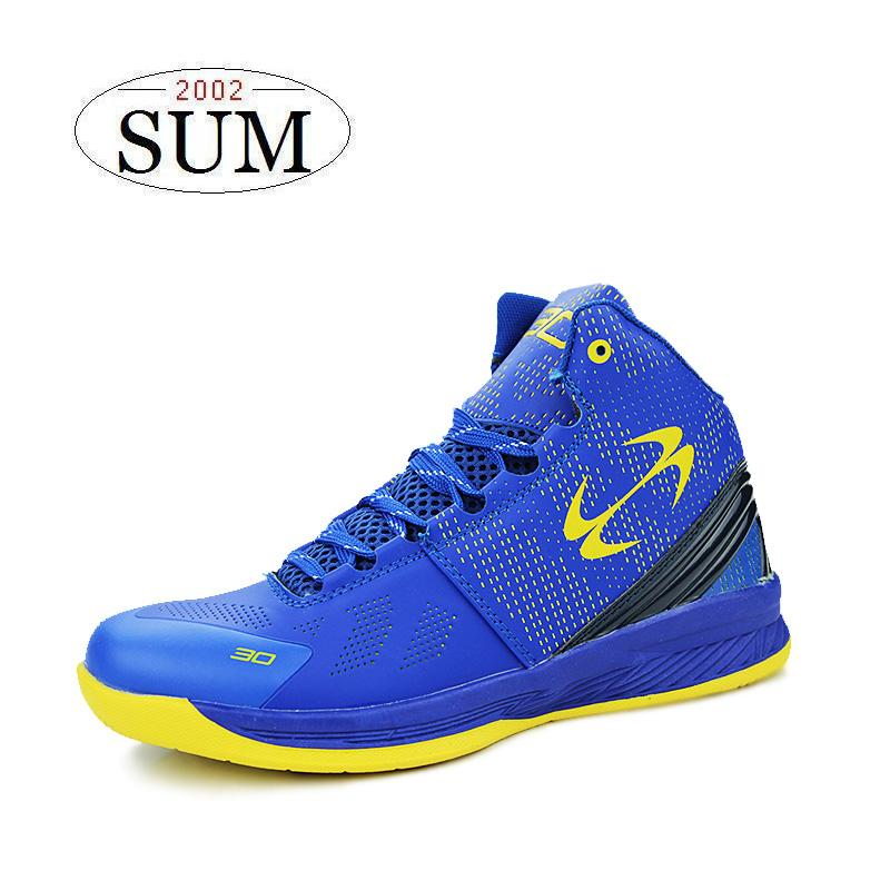 ФОТО 4 colors new arrival 2016 brand men's basketball shoes woman sneakers high top for lovers sport shoes ankle boot style