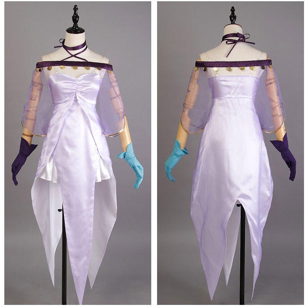 Fate Grand Order Berserker Kiyohime Dress Cosplay Costume Full Set Halloween Party New Arrival