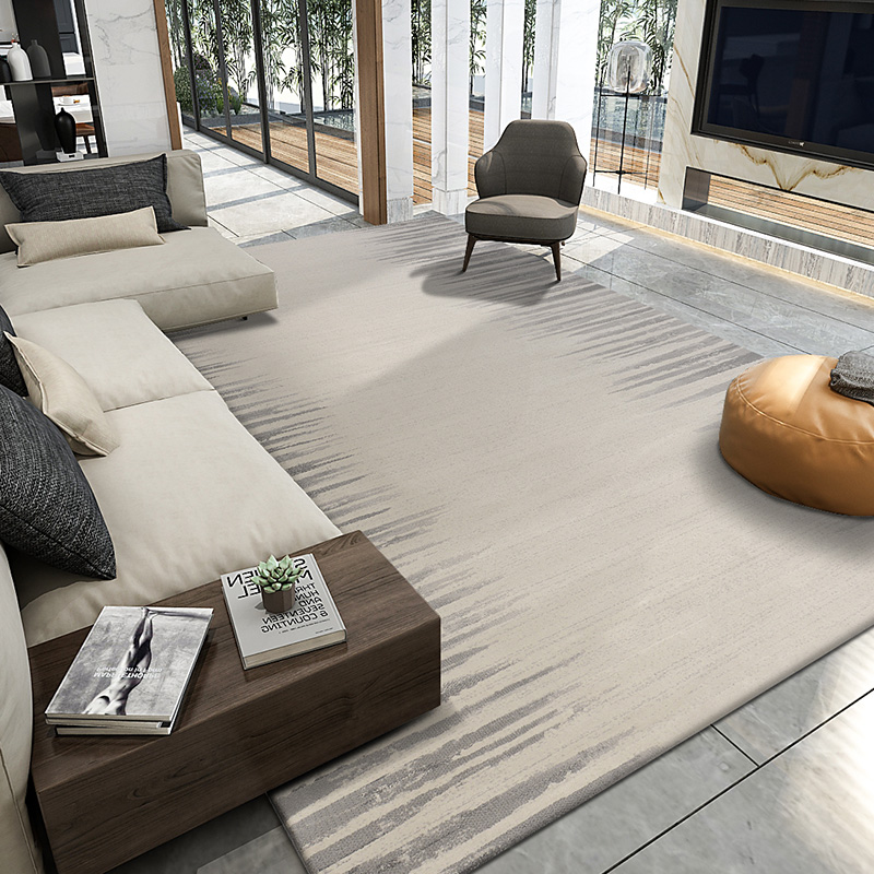 Nordic Grey Color Carpets For Living Room Ins American Style Coffee Table Mat Bedroom Rugs Bedside Modern Home Floor Rugs Study|Carpet| |  - title=