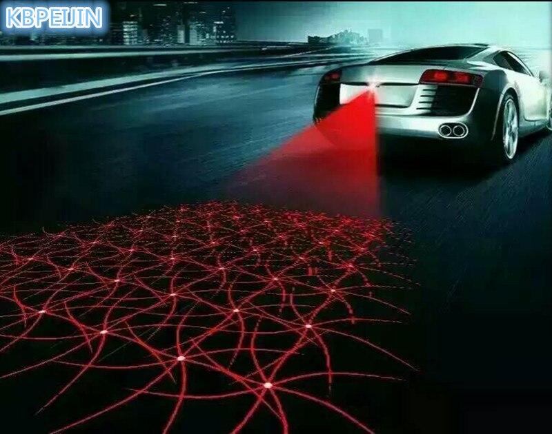 Новый шаблон анти столкновения задний конец автомобиля лазерный задний противотуманный фонарь стикер для Chrysler 300c 300 sebring pt cruiser Город аксесс...