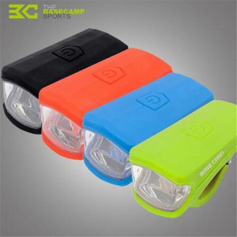 BASECAMP Bicycle Head Light USB Rechargeable Cycling Bike Accessories LED Light Head Front Lights MTB Lamp Headlight BC-433 basecamp bicycle head light cycling bike led front handlebar light vintage mountain road bike mtb lights lamp headlight h5001