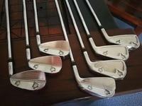 GRAND PRIX golf clubs irons set on sahft new freeshipping