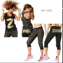 Dance Bodybuilding Pulley Body Sculpting Yoga Jump Do Aerobics Suit dress Fashion Motion Suit