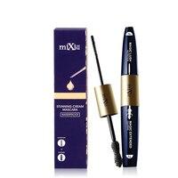 3D Fiber Mascara Waterproof Eyelashes Rimel Mascara Extension Express Volume Black Mascara Makeup Double Brushes Eye