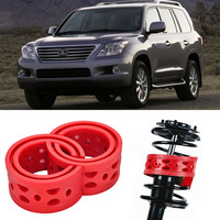 2 pz Super Power Paraurti Posteriore Car Auto Shock Absorber Spring Power Cushion Buffer Speciale Per LEXUS LX570
