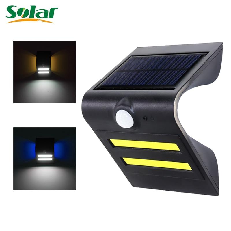 solar lights outdoor fence light wireless waterproof led solar lamp for porch. Black Bedroom Furniture Sets. Home Design Ideas