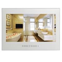 22 дюймов для ванной ТВ/водонепроницаемый LED ТВ/зеркало в ванной ТВ без каблука Экран HD LED ТВ