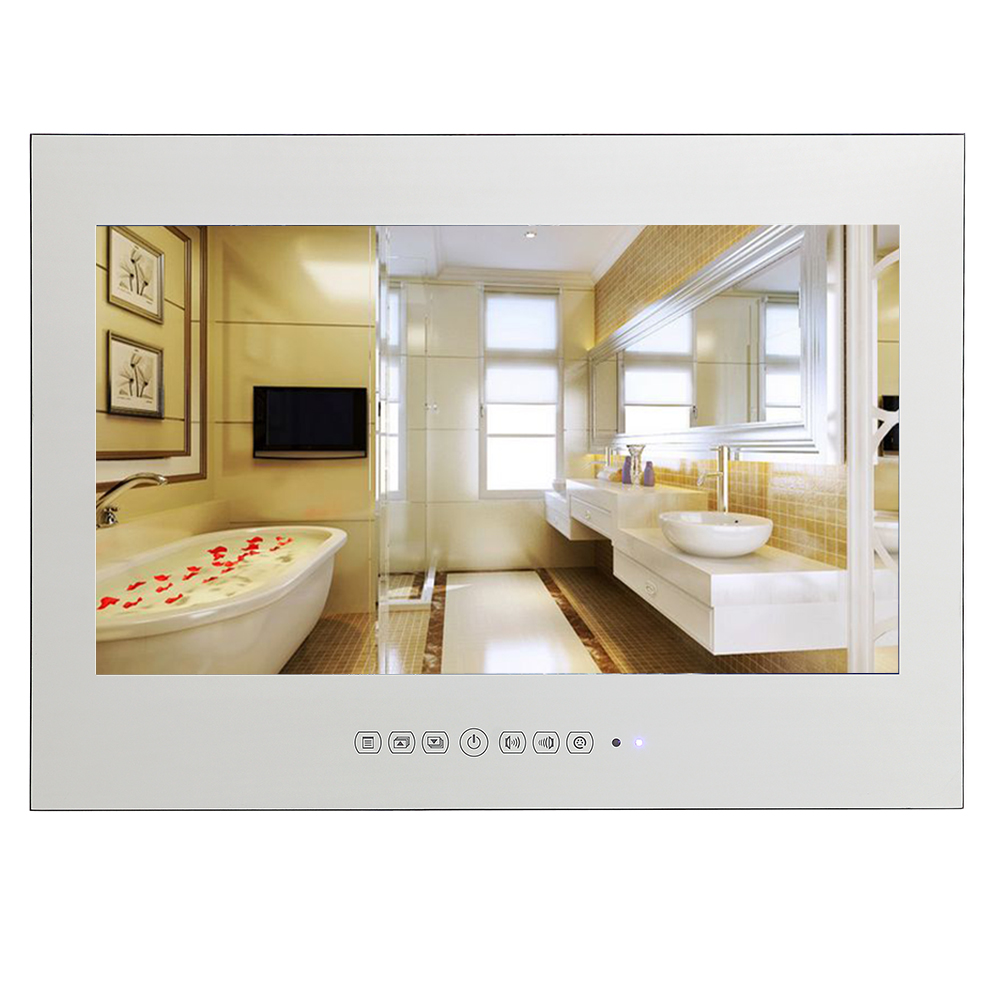 bathroom mirror tv screen 22 inch bathroom tv waterproof led tv mirror bathroom 16254