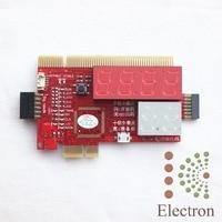 General computer desktop notebook LPC six diagnostic card PCI E motherboard test card