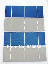 120 pcs 16% efficiency 2×6 polycystalline solar cell 1.3w/pc , DIY solar panel for home use ,free shipping