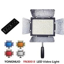 LED Video/Camera Video Light YN300II 3200K-5500K With remote for Camcorder DSLR