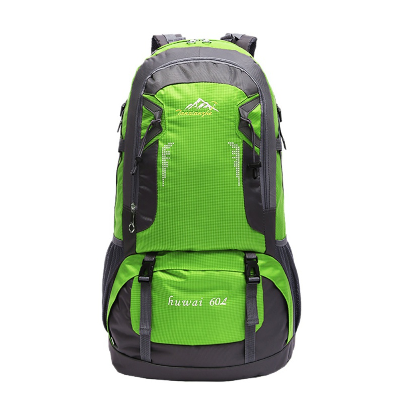 Hot Sale Large Capacity Mountaineering backpack Women and Men Travel Hiking bag packs Wa ...