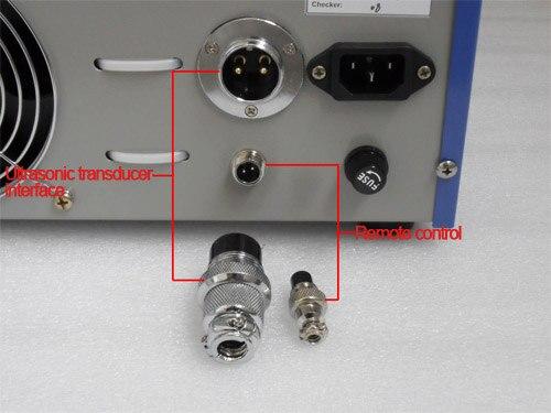 100KHZ 600W High Frequency ultrasonic Generator,100khz ultrasonic cleaning generator