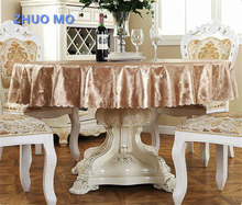 luxury waterproof Table cloth for kitchen Dinning Decor Jacquard Tablecloth Dining Cover Mat Home Party