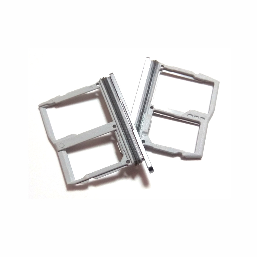 50PCS New For LG G6 New Sim SD Card Reader Holder Tray Slot Waterproof Container Replacement