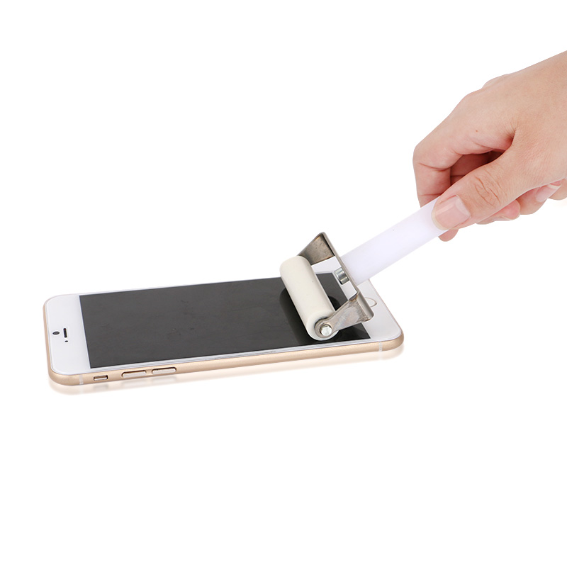 6cm 7cm 8cm 10cm 20cm Silicone Roller Tool For Mobile Phone Tablet Laptop Screen Protector Film Pasting LCD OCA Polarizing Tools