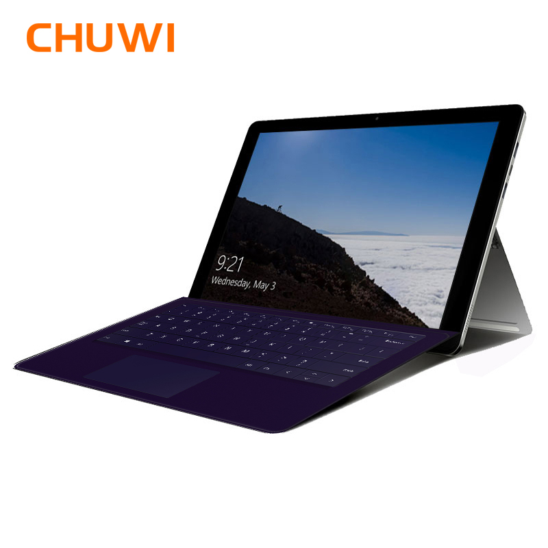 D'origine CHUWI Surbook Tablet PC Intel Apollo Lac N3450 Quad Core Windows 10 6 gb RAM 128 gb ROM 12.3 pouces 2 k Écran