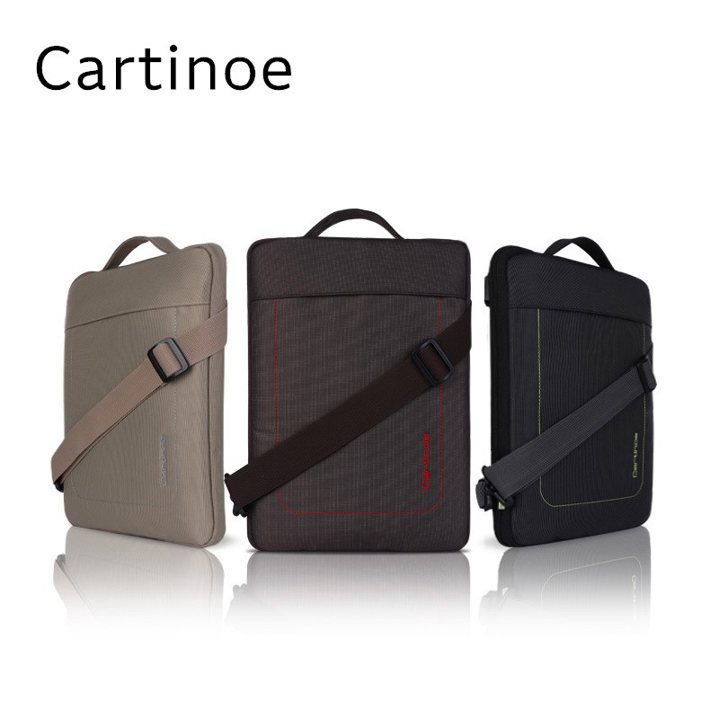Free Shipping High Quality Nylon Brand Laptop Sleeve Bag Case For Notebook Case Protector For MacBook
