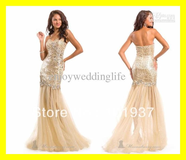 Debs Prom Dresses Trumpet /Mermaid Floor Length Built In Bra ...