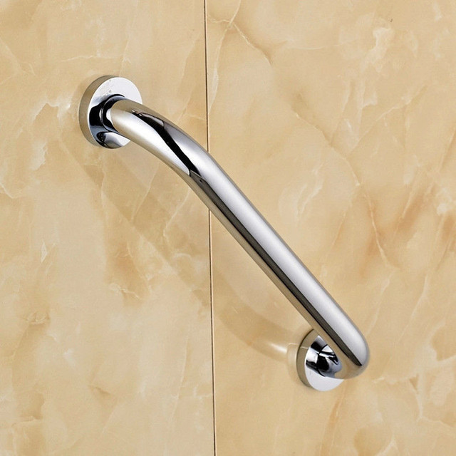 Ordinaire Shower Armrest Concealed Screws Balance Assist Bath Grip Grab Bar Bathroom  Brass Safety Bathtub Handrail Grab