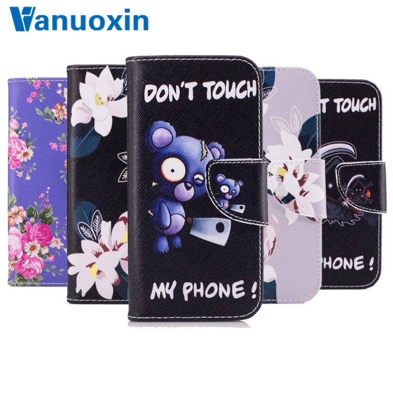 Vanuoxin Luxury Flip cover Leather case sFor Apple iPod iTouch 5 6 case For Coque iPod iTouch 6 Case Wallet Cover phone Capa