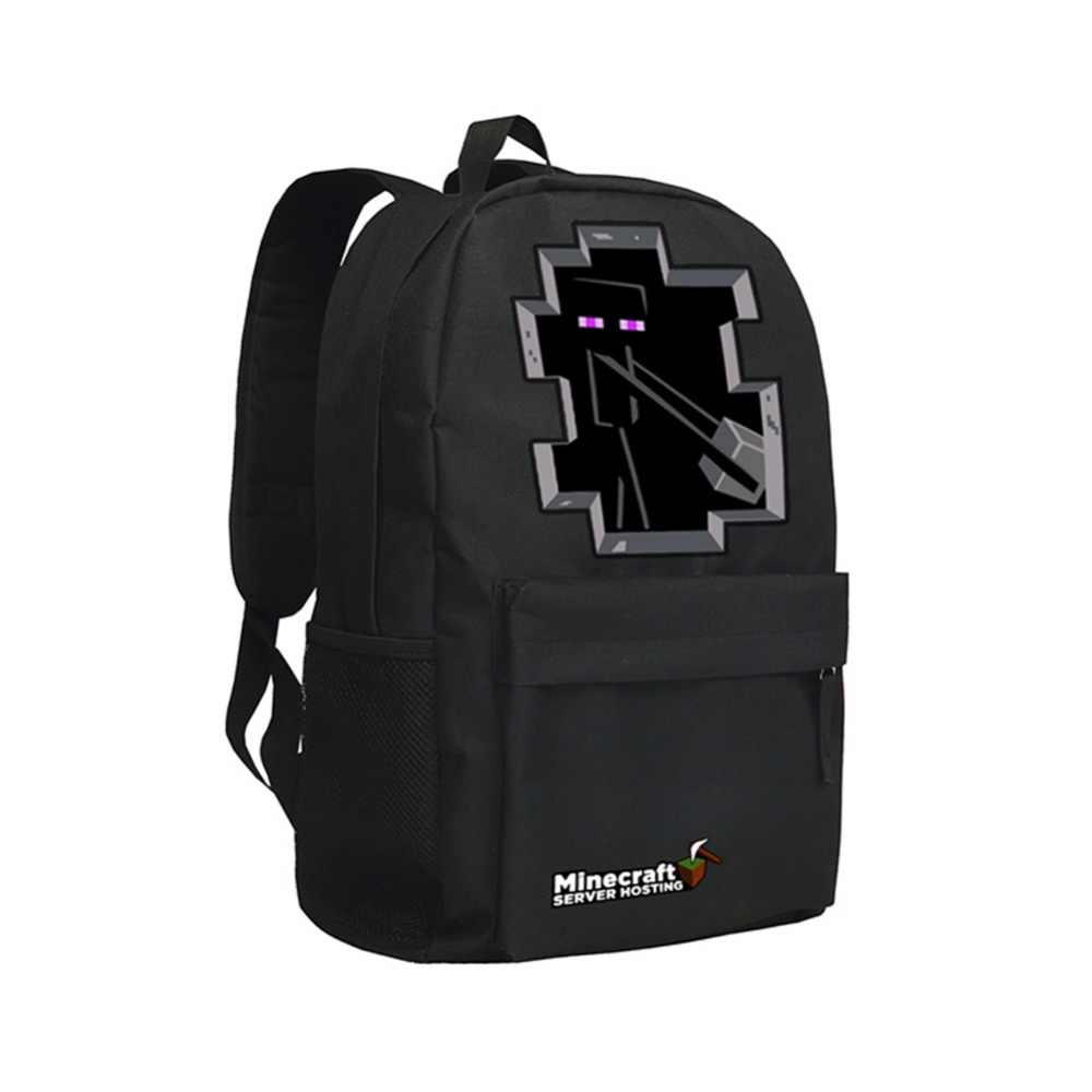98109f47c62f Detail Feedback Questions about Teenagers Minecraft 3d Backpack ...