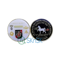 The First Battalion 20th Special Forces of American Challenge Coins USA Navy Commemorative Coins 45*3mm
