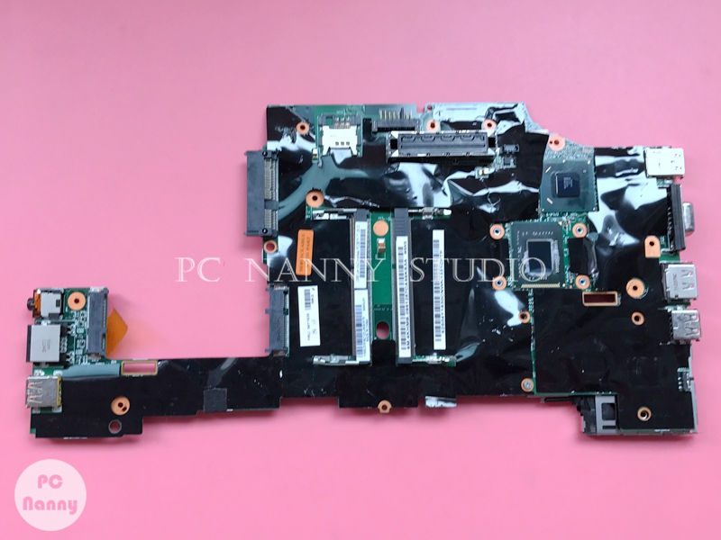 NOKOTION 04Y1830 04w3294 mainboard for Lenovo ThinkPad X220 laptop motherboard i7 2620M 2 7GHz Fully working