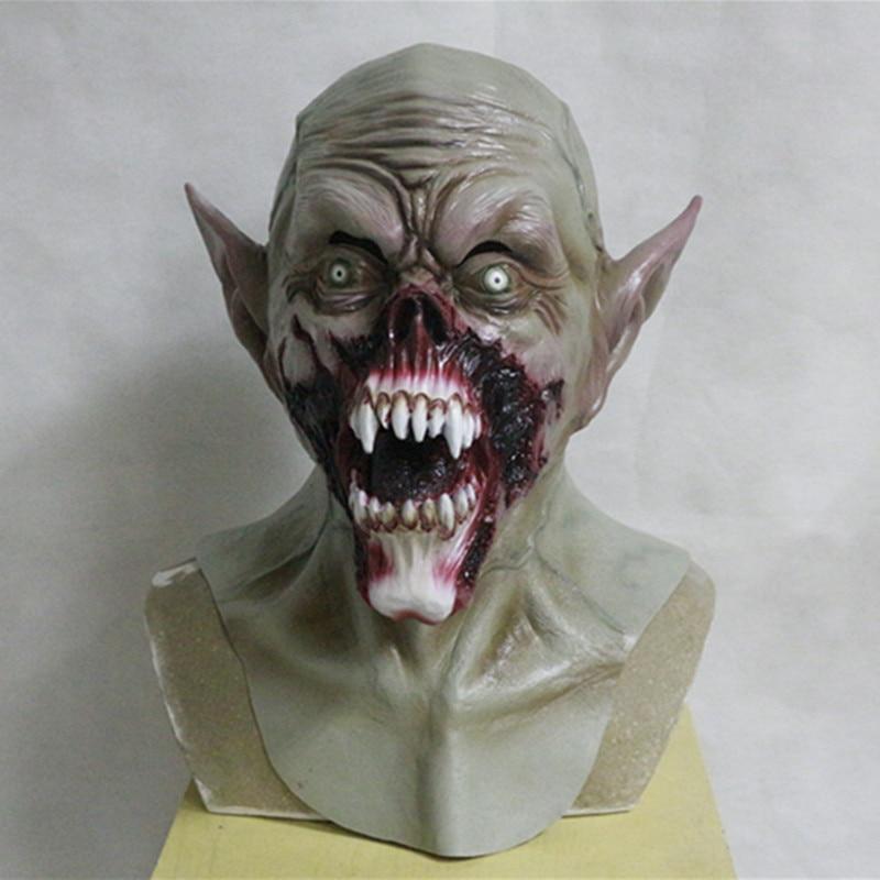 Hot Selling Kurten Mask Vampire of Dusseldorf Serial Killer Realistic Death Horrible mask