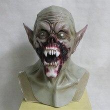 Hot Selling Kurten Mask Vampire of Dusseldorf Serial Killer Realistic Death Horrible mask цена