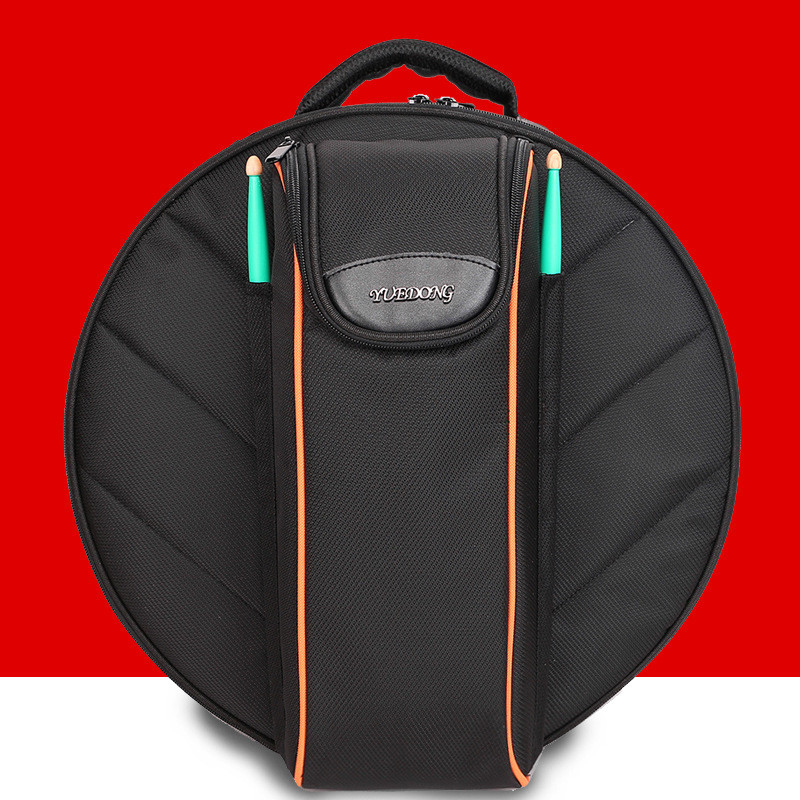 Profesional high quality 14 inch snare drum bag backpack with shoulder straps durable waterproof thick soft gig case cover 14 inch double tone afanti music snare drum sna 109 14