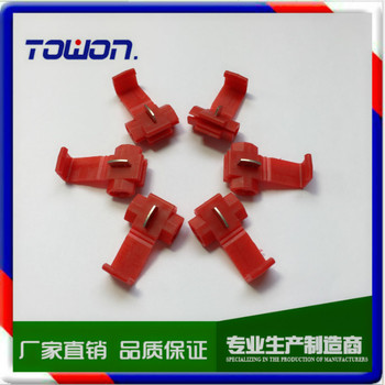 500pcs Scotch Lock Quick Splice 18-22AWG 18awg to 22awg electrical terminals Tap Scotchlock assortment Wire Connectors