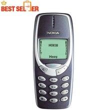 2016 venta caliente nokia 3310 original teléfono móvil de la alta calidad el 100% de votos positivos!