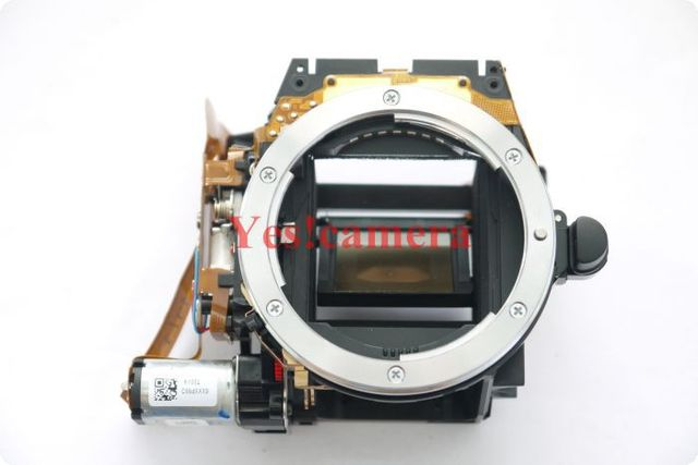 Original Mirror Box Unit with Aperture Motor For Nikon D5100 Camera Repair Parts_640x640 original mirror box unit with aperture motor for nikon d5100 Nikon D5100 DSLR at nearapp.co