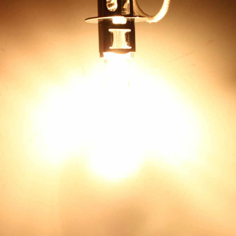 1Pcs H1 12V 100W 4300K Xenon Gele Auto Koplamp Lamp Fog Lamp Auto Hoofd Licht lamp Auto Halogeenlamp