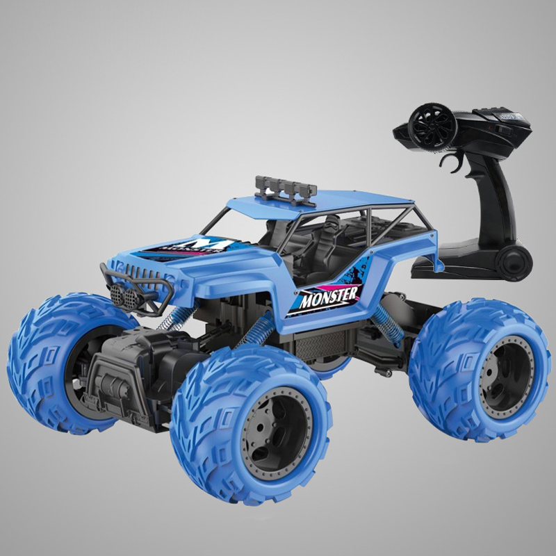 2018 Electric RC Car 1/12 2.4Ghz 4WD Remote Control Car High Speed Off Road Radio Racing Car RC Monster Truck Toys For Children 1 18 4wd 4ch 2 4ghz rc car 50km h big foot high speed off road rc monster remote control radio racing car toys