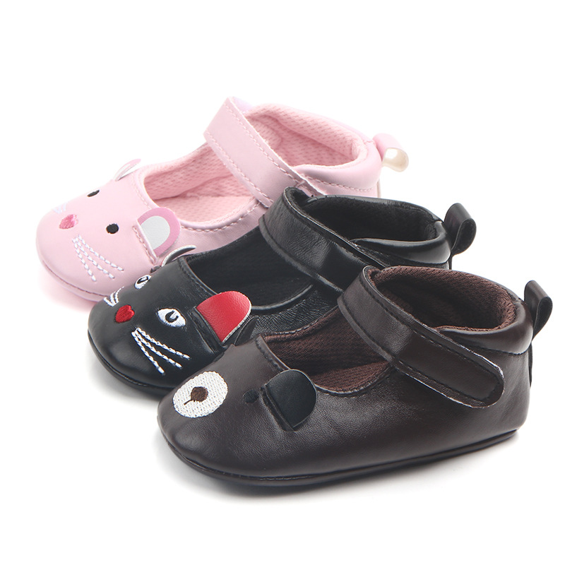 NEW CUTE 1pair Baby Girl First Walkers toddler/Infant/Newborn shoes, Kid footwear soft shoes