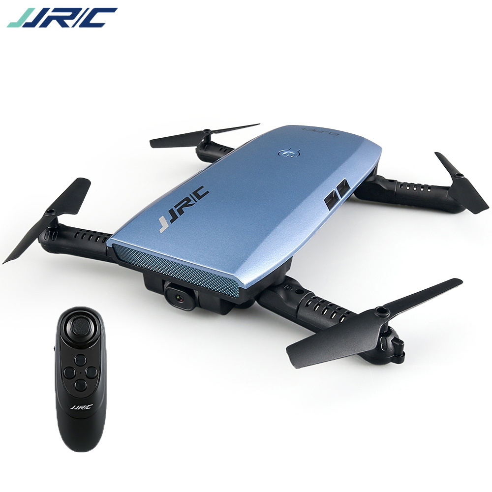 In Stock!JJRC H47 Selfie Drone with Camera HD WIFI FPV RC Foldable Arm Altitude Hold Quadcopter Dron VS H37 Mini E56