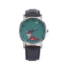 Women's watches Relogio feminino Saat New Clock Music Spectrum Pattern Fashion Women Colored PU Leather Watch women,XL30