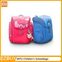 Xiaomi MITU Children's Schoolbags for Boys and Girls Large Capacity Pink/Blue Multi direction EVA Material