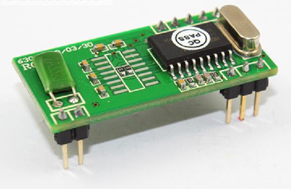 Free Shipping! 4pcs125Khz RFID reader module RDM630 UART output access control system