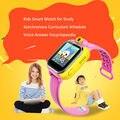 Kidizoom камеры gps часы 3 г сенсорный экран трекер Русский и Испанский язык ce rohs