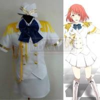 Uta no Prince sama Haruka Nanami Cosplay Costume