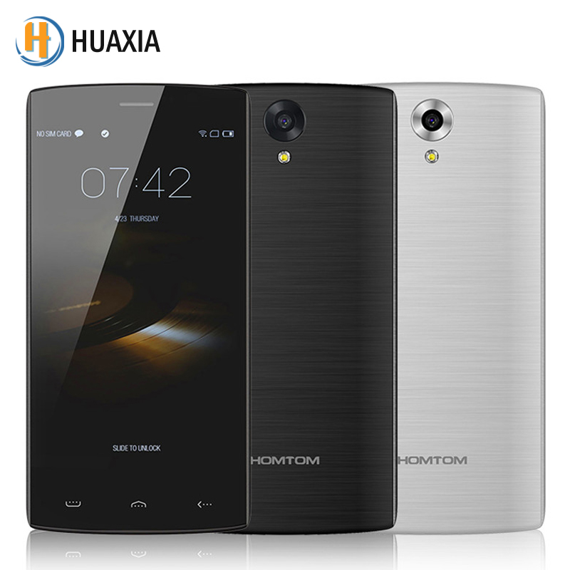 Original HOMTOM HT7 Pro 4G FDD Smartphone Android 5 1 MTK6735 Quad Core 5 5 1280