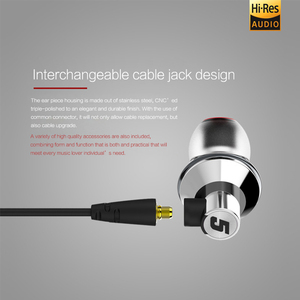 Image 3 - DUNU TITAN5 HiFi Inner ear Earphone Rich Bass Large dynamic acoustic performance interchangeable cable jack IEM TITAN 5 TITAN 5