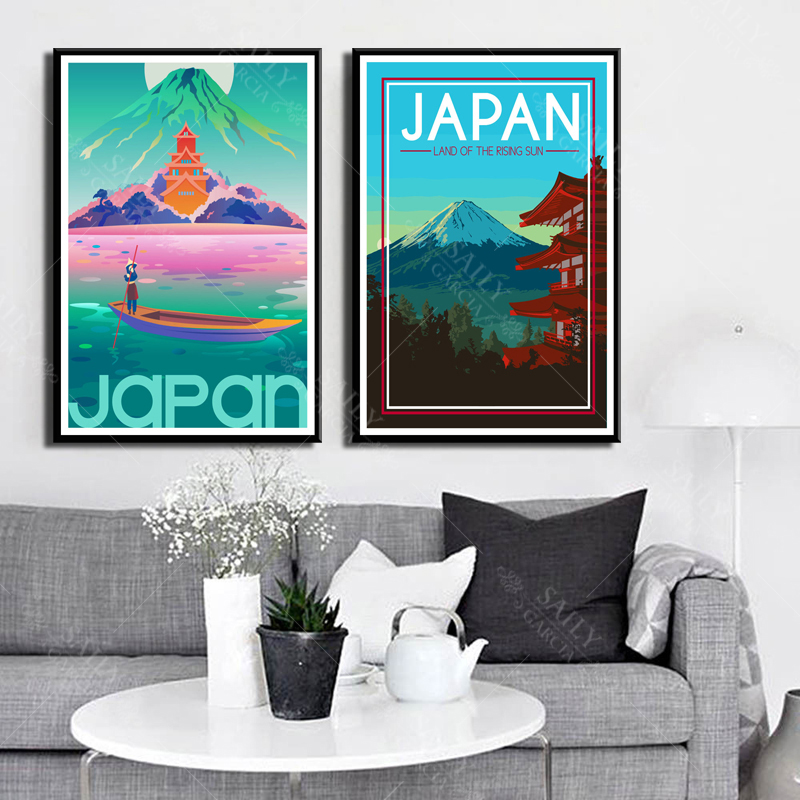 HTB1amw4d8OD3KVjSZFFq6An9pXaq Hd Print Canvas Art Painting New York Netherlands Amsterdam London Vintage Travel Cities Landscape Posters Wall Art Picture