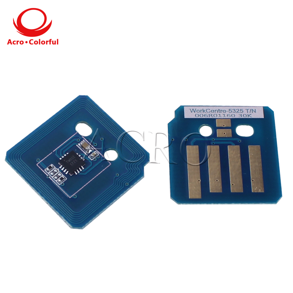 006R01158 TONER reset chip for Xerox orkCentre 5325 5330 5335 METERED laser printer spare parts cartridge chip 013R00591 in Cartridge Chip from Computer Office