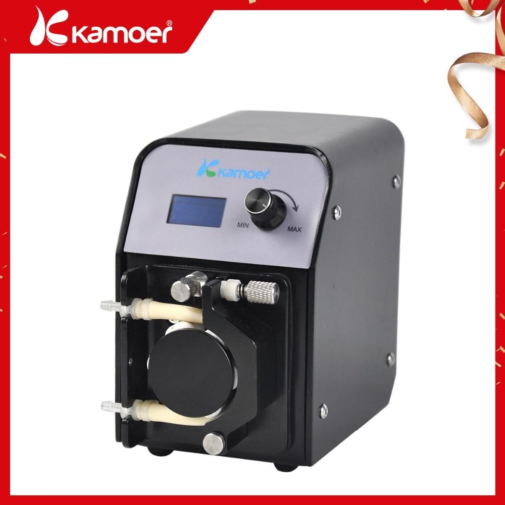 Kamoer FX-STP Pompe Péristaltique (Aquarium Calcium Réacteur Pompe, Petite Pompe À Eau, Facile Utiliser, Une Utilisation Continue)