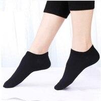 2017 Women Winter Socks 100 Cotton Middle Socks Antibacterial Deodorant Socks 6 Pairs