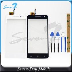 Ekran dotykowy dla DEXP IXION ML150 ML250 EL250 ekran dotykowy Digitizer szklany obiektyw wymiana panelu bez LCD Ekrany LCD do tel. komórkowych    -